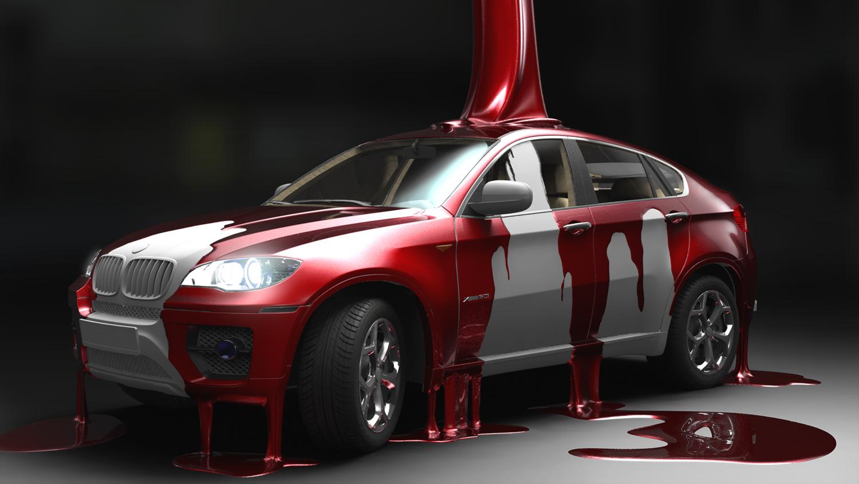 покраска всего автомобиля