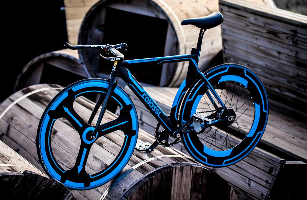 Дизайн рам велосипед