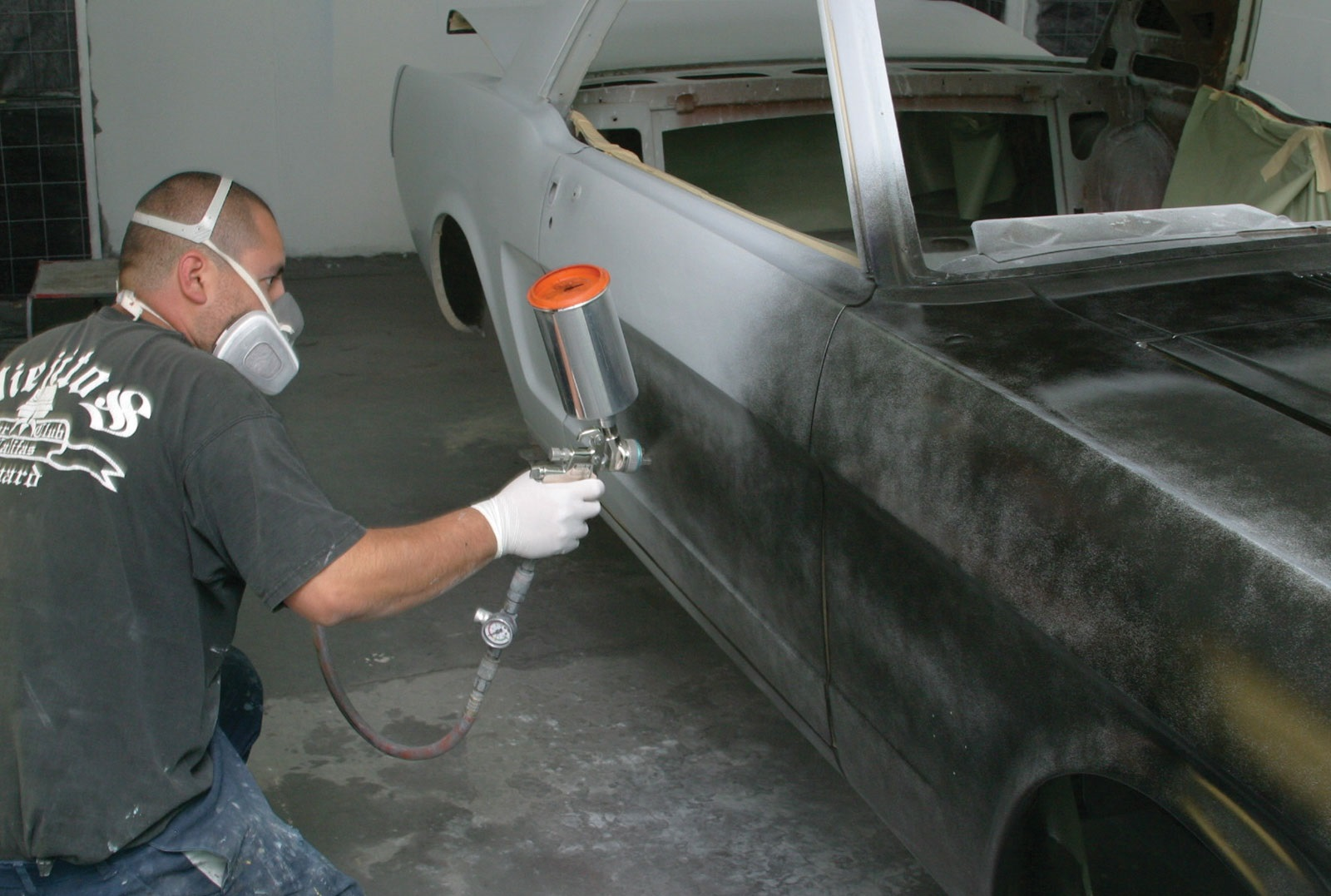 Инструмент для подготовки к покраске автомобиля своими руками